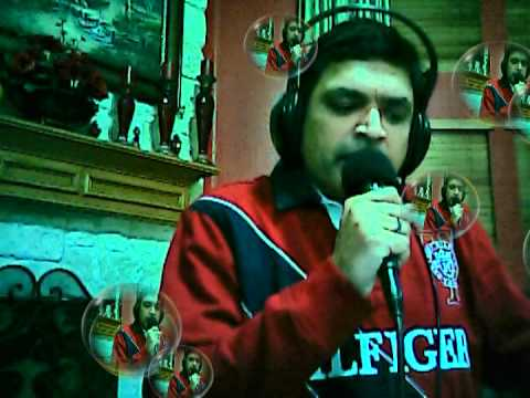 Mera Chand Mujhe Aaya Hai Nazar- Karaoke- Cover by StarofKaraoke...