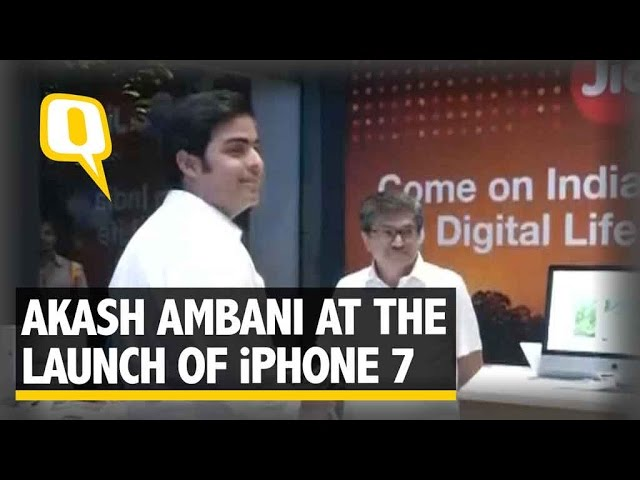 The Quint: Buy The Apple iPhone 7 in India With Flipkart & Reliance Jio 4G