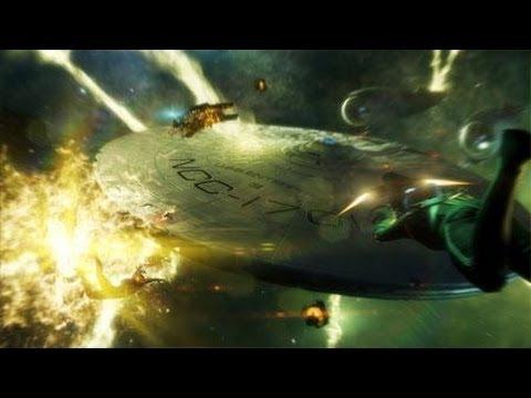 Star Trek Video Game Trailer (2013)