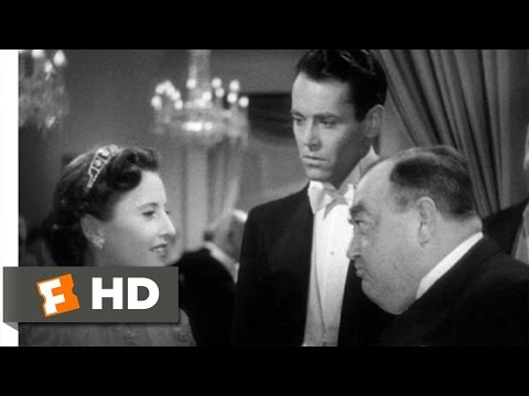 The Lady Eve (7/10) Movie CLIP - Charles Meets The Lady Eve (1941) HD