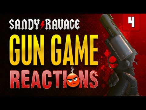 Gun Game Reactions Ep. 4 - The Guido Responds! [Call of Duty: Black Ops 2]