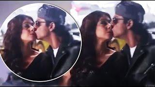 Shahrukh Khan and Kajol's Embarrassing SMOOCH in Making of Tukur Tukur   Dilwale