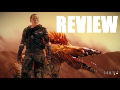 Review Mars: War Logs (An RPG Coming Soon To Xbox Live Marketplace and PSN)