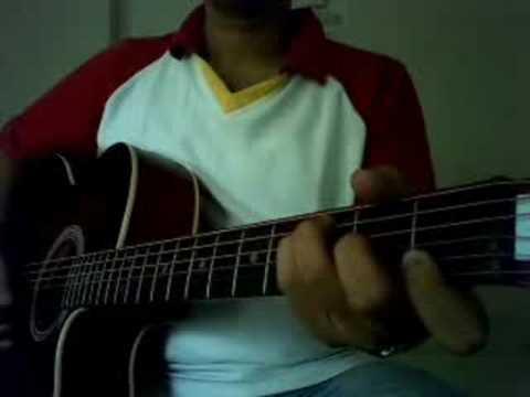 Pal Pal Har Pal (Lage Raho Munna Bhai) - On Acoustic Guitar