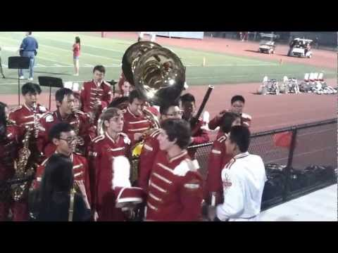 Arcadia High School Pep Band: Go Big Red