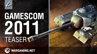 World of Tanks. Gamescom 2011 Teaser