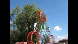 Пиздец колесо смерти в Орехово-Зуево
