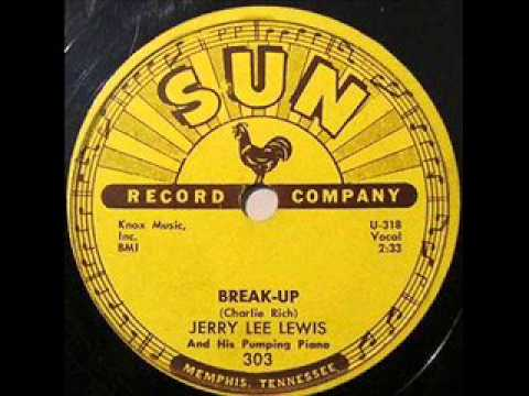 Jerry Lee Lewis - Break Up