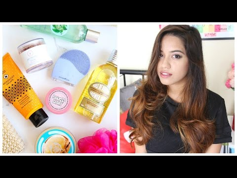 What's In My Shower | Debasree Banerjee