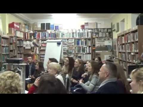 American in Ukraine: American Songs & Music, by Kevin McCaughey  PART-11