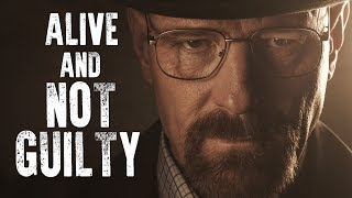Walter White is ALIVE & NOT GUILTY! (Breaking Bad Movie)