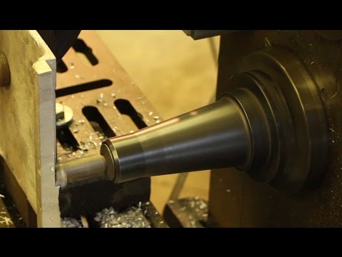 Making and Aluminum Way Cover - Part 2 Video:  Machining the part on the Mill