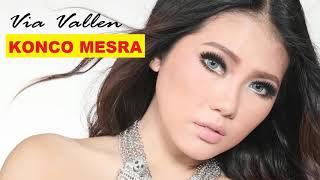 download lagu Via Valen 'konco Mesra' Ful Wajib Ditonton gratis