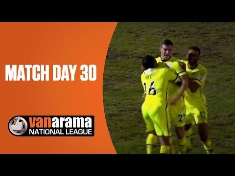 National League Highlights: Match Day 30 | BT Sport