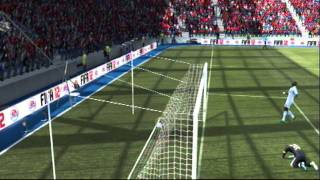 FIFA 12  Compilation skills and goals !