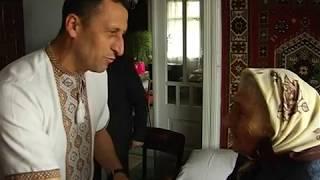 Найстаршій мешканці Коломийщини виповнилося 104 роки (відеорепортаж)
