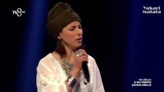 Özlem Çelik - Tabancamın Sapını   O Ses Türkiye Çapraz Düello