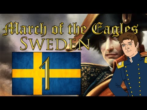 Let's Play: March of the Eagles (Sweden) - Ep. 1 by DiplexHeated