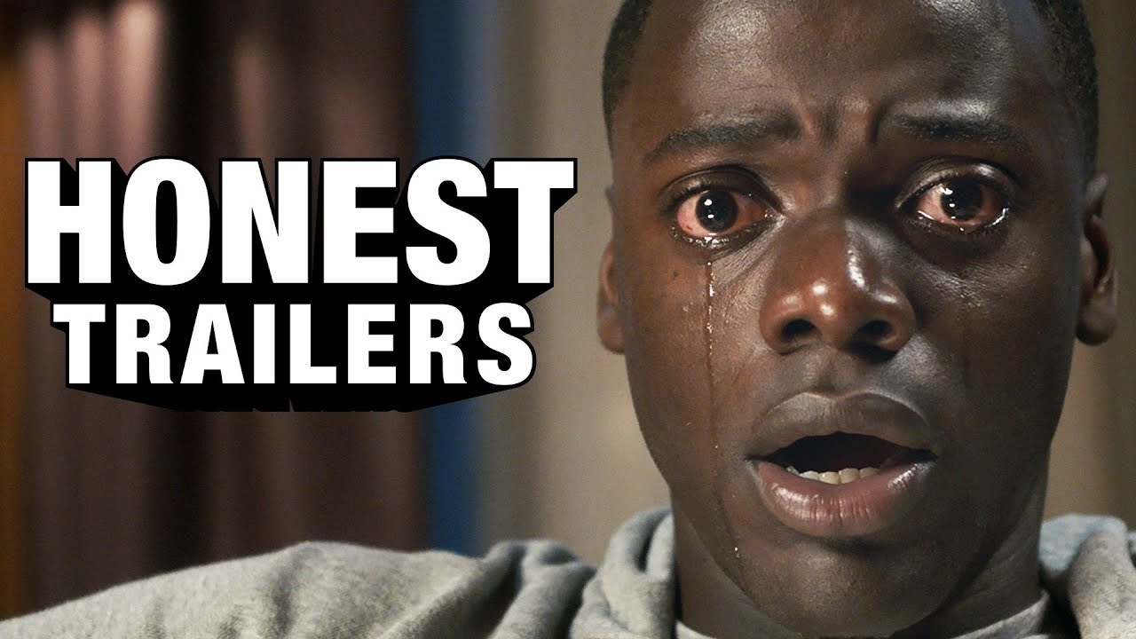 Honest Trailers Gets Out And Into The Sunken Place