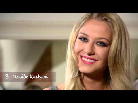 Česká Miss 2016: 3. Natálie Kotková