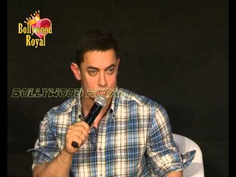 Aamir Khan Launches 'Satyamev Jayate' Season 3  3