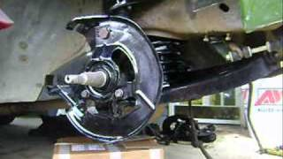 1968 Pontiac Catalina Drum To Disc Brake Conversion Part 12