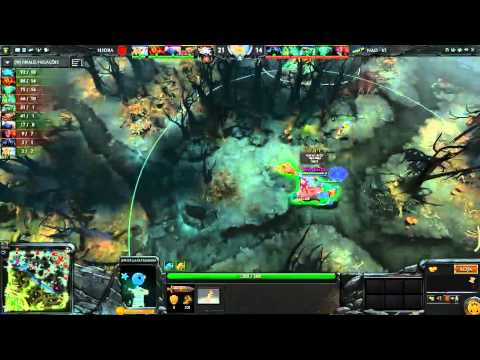 Nao`Vi UNIFEI vs. Hidra Gaming UGC SA Steel Game 1 - Casted by Mussi