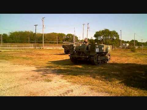 Kansas Museum of Military History - Lawnmower Kill.wmv