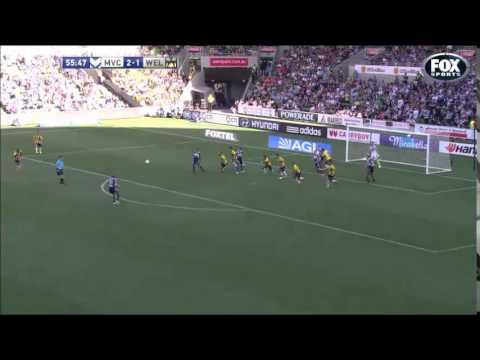 Melbourne Victory 2-3 Wellington Phoenix