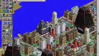 [옹이의 고전게임] 심시티2000 플레이영상3, Simcity 2000 Play Video1 [Ong's Old Game]
