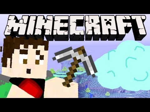 Minecraft - HARVESTING CLOUDS