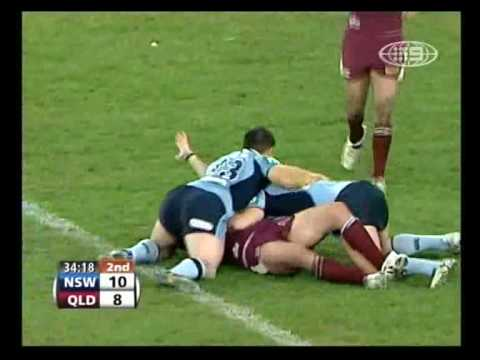 Paul Gallen The Hack.AVI