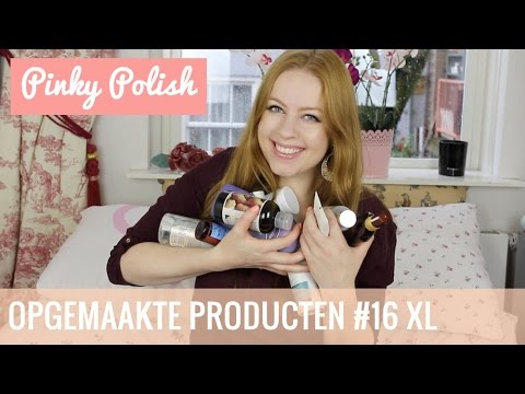 Opgemaakte Producten #16 (XL) | PinkyPolish.nl