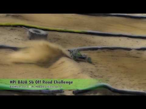 HPI Baja Off Road Race RC Hobbies BASHFEST 2013