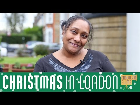 Christmas dinner from a food bank? Allison Munoz - Londoner #57
