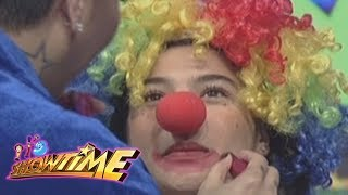 It's Showtime Cash-Ya: Anne receives her funniest FUNishment