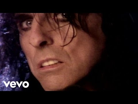 Alice Cooper - Only My Heart Talkin'