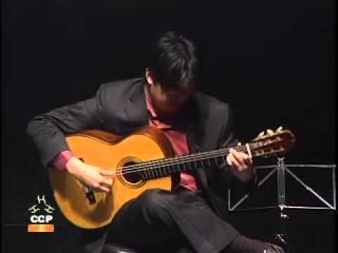 Steve Lin plays Miguel Llobet