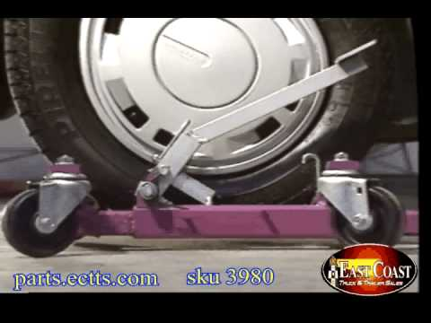 0 car jack wheel lift caster system Gojak upload clip ectts short clip.avi
