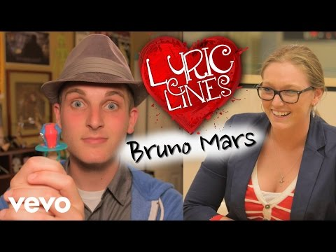 Bruno Mars Lyrics Pick Up Girls? #VEVOLyricLines (Ep. 7)