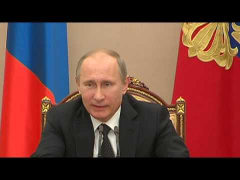 Putin's Russia: Performance of the Russian Economy in 1Q, 2Q , 3Q 2012 'SATISFACTORY & HEALTHY'