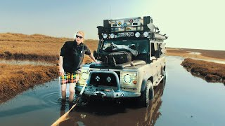 How to rescue a Land Rover Defender - DefenderDrivers