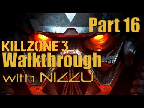 Killzone 3 Walkthrough (Part 16 of 24) Stahl Arms Infiltration Stahl E Block Ward 5