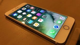 Unboxing the brand new iPhone 7 Plus 32GB Gold