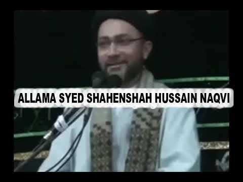 Allama Shahenshenshah Hussain Naqvi  Strong Reply to Ilyas Qadri