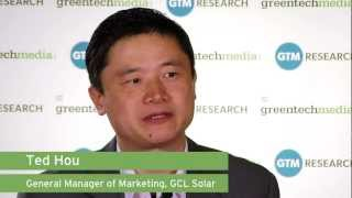 GCL and the Solar Value Chain
