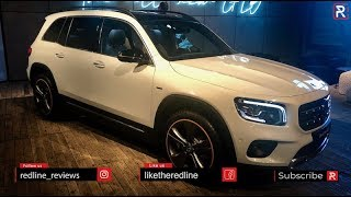 2020 Mercedes-Benz GLB 250 – Redline: First Look