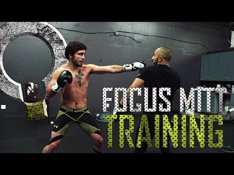 MMA Training - Boxing Biomechanics with