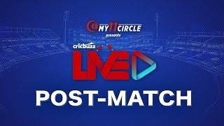 Cricbuzz LIVE Match 24, England v Afghanistan, Postmatch show