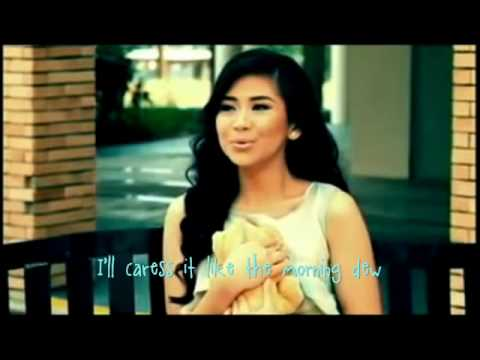 Please Be Careful With My Heart - Christian Bautista And Sarah Geronimo (lyrics) video